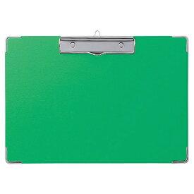 セキセイ SEKISEI Y-55C カラー用箋挟 A4-S グリーン