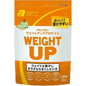 アルプロン ALPRON ウェイトアップ(フルーツミックス風味/1.2kg)