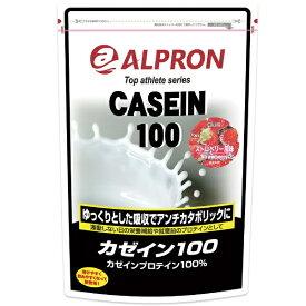 アルプロン ALPRON カゼインプロテイン(ストロベリー風味/1kg)