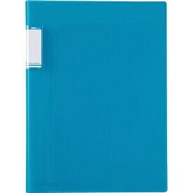 セキセイ SEKISEI ACT-5902 アクティフV 2ポケットフォルダーA4 ブルー