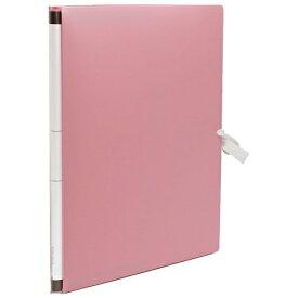 セキセイ SEKISEI AE-1250 のび〜るファイル<エスヤード>PP製 A4-S ピンク