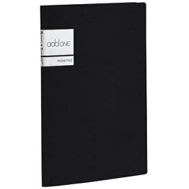 セキセイ SEKISEI AD-2655 アドワン ポケットファイル A5 5ポケット ブラック