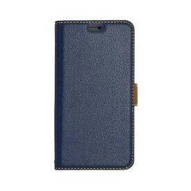 ラスタバナナ RastaBanana iPhone XS 5.8インチ / iPhone X用薄型手帳ケース サイドマグネット 4184IP858BO ネイビー