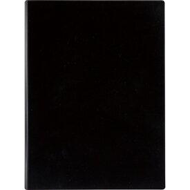 セキセイ SEKISEI ACT-5924 アクティフV クリップファイル 〈マグネプラス〉A4 ブラック