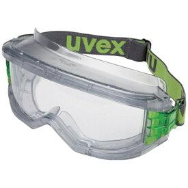 ミドリ安全 MIDORI ANZEN UVEX 安全ゴーグル 通気孔付・ワイドビュータイプ