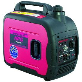 ワキタ WAKITA MEIHO エンジン発電機 HPG−1600I2 【メーカー直送・代金引換不可・時間指定・返品不可】