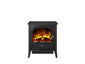 DIMPLEX ディンプレックス RIT12J DIMPLEX 電気暖炉 / RIT12J Optiflame Ritz(オプティフレーム リッツ) ブラック[RIT12J]