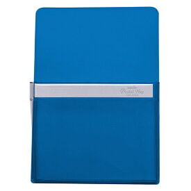 セキセイ SEKISEI PM-2743 ポケマグ A6サイズ ブルー