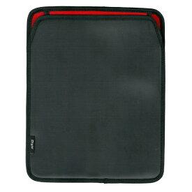 ナカバヤシ Nakabayashi SurfaceGo用スリップインケース ポケット付き TBC-SFG1803BK ブラック[サーフェスgo]