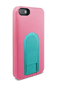 ロジック Logic iPhone SE(第1世代)4インチ / 5s / 5用 X-Guard スマートフォンケース LG-MA03-0128 ピーチ
