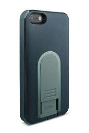 ロジック Logic iPhone SE(第1世代)4インチ / 5s / 5用 X-Guard スマートフォンケース LG-MA03-0218 ブラック