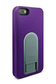 ロジック Logic iPhone SE(第1世代)4インチ / 5s / 5用 X-Guard スマートフォンケース LG-MA03-0238 パープル