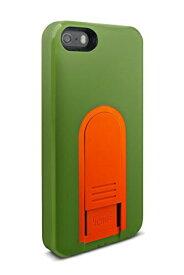 ロジック Logic iPhone SE(第1世代)4インチ / 5s / 5用 X-Guard スマートフォンケース LG-MA03-0248 グリーン