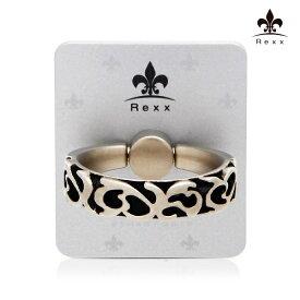 ビジョンネット 〔スマホリング〕Smart Grip Rexx Ring Matt Silver
