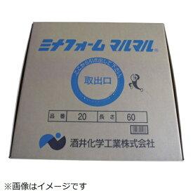 酒井化学工業 SAKAI CHEMICAL ミナ ミナフォームマルマル25mmφ×2m (100本入) 【メーカー直送・代金引換不可・時間指定・返品不可】