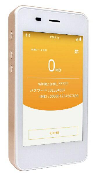 MAYASYSTEM 海外Wi-Fiルーター jetfi G3 G3P-jetfi[G3PJETFI]