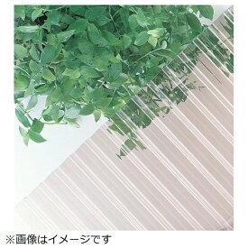 三菱樹脂 Mitsubishi Plastics ヒシ 波板 ヒシ波ポリカ 7尺 クリア TNP7C《※画像はイメージです。実際の商品とは異なります》 【メーカー直送・代金引換不可・時間指定・返品不可】