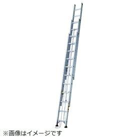 長谷川工業 Hasegawa Kogyo ハセガワ アップスライダー業務用3連梯子 LA3-100 【メーカー直送・代金引換不可・時間指定・返品不可】
