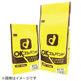 オカモト okamoto オカモト ゴムバンド 1KG袋入  NO.410