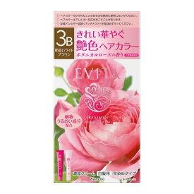 カネボウ Kanebo EVITA(エビータ)トリートメントヘアカラー 3B 明るいライトブラウン