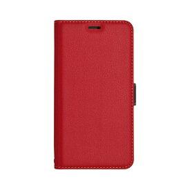 ラスタバナナ RastaBanana iPhone XR 6.1インチ用 薄型手帳ケース サイドマグネット 4240IP861BO レッド