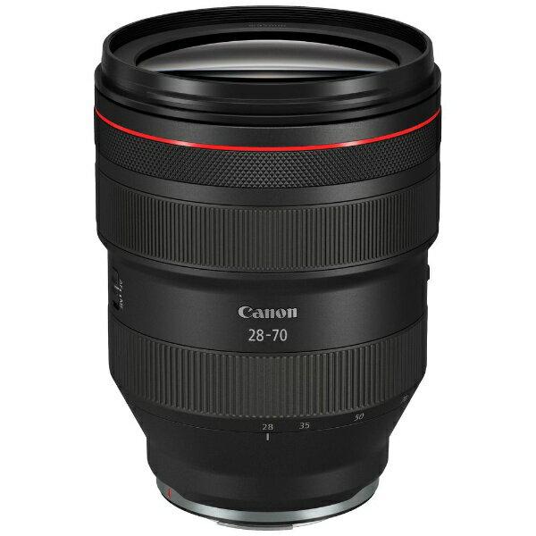 キヤノン CANON カメラレンズ RFレンズ RF28-70mm F2L USM【キヤノンRFマウント】 [キヤノンRF /ズームレンズ][RF287020L]
