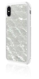 ホワイトダイヤモンド White Diamonds iPhone XS 5.8インチ/X用 Tough Pearl Case