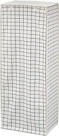 東谷 AZUMAYA ファブリックシェルフ LFS-378A(W45×D30×H113cm)