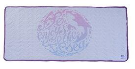 東谷 AZUMAYA 【涼感パッド】ソフトクール ベッドパッド シングルサイズ(100×200cm) GLS-595A