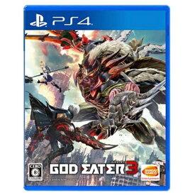 バンダイナムコエンターテインメント BANDAI NAMCO Entertainment GOD EATER 3 通常版[GODEATER3]【PS4】【0426_rb】