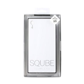 F.S.C. 藤本電業 iPhone XR 6.1インチ用 背面ガラス高光沢ケース
