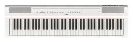ヤマハ YAMAHA P-121WH 電子ピアノ Pシリーズ
