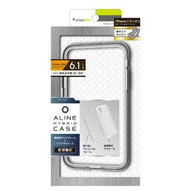 トリニティ Trinity iPhone XR 6.1 アルミフレームハイブリッドケース
