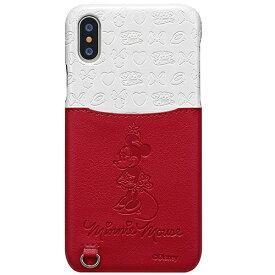 東栄 TOEI iPhone XS 5.8インチ用 ポケットケース ミニー