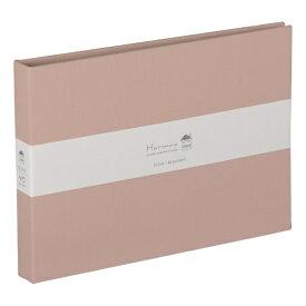 ナカバヤシ Nakabayashi ハルマー 溶着式ポケットアルバム 2L判40枚収納 AHR2LP301P ピンク
