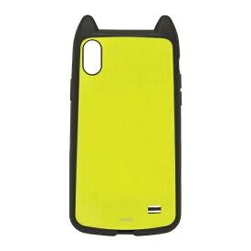 ラスタバナナ RastaBanana iPhone XR 6.1インチ用 VANILLA PACK mimi 4310IP861HB イエローグリーン