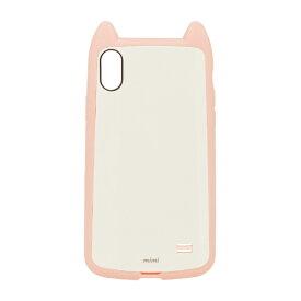 ラスタバナナ RastaBanana iPhone XS 5.8インチ / iPhone X用VANILLA PACK mimi 4294IP858HB ライトピンク