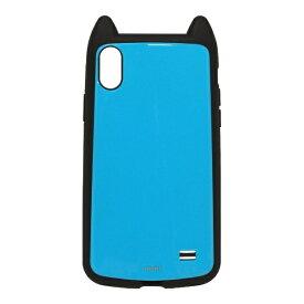 ラスタバナナ RastaBanana iPhone XS Max 6.5インチ用 VANILLA PACK mimi 4330IP865HB ミントブルー