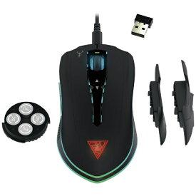 GAMDIAS ガンディアス HADES M1 ゲーミングマウス HADES [光学式 /7ボタン /USB /有線/無線(ワイヤレス)][HADESM1]
