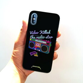 ROA ロア iPhone XS 5.8インチ用 Twinkle Case ラジオ