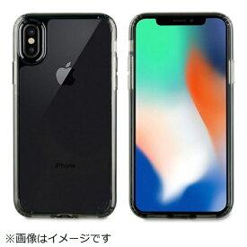 ROA ロア iPhone XS 5.8インチ用 EDITION PP CRYSTAL BUMP BLACK
