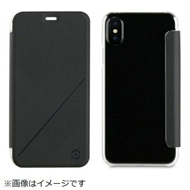 ROA ロア iPhone XS 5.8インチ用 EDITION PP FOLIO CASE GRAPHIC