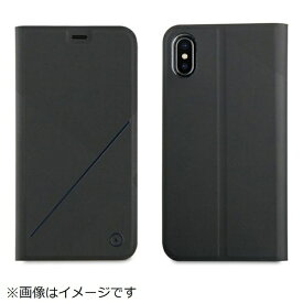 ROA ロア iPhone XS 5.8インチ用 EDITION PP FOLIO STAND GRAPHIC