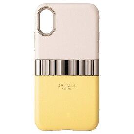 坂本ラヂヲ iPhone XS 5.8インチ用 Rel Hybrid Shell