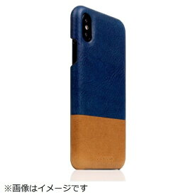 ROA ロア iPhone XS 5.8インチ用 Tempomata Leather Back case