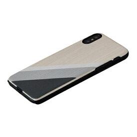 ROA ロア iPhone XS 5.8インチ用 天然木ケースuv1