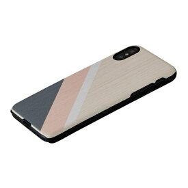 ROA ロア iPhone XS 5.8インチ用 天然木ケースuv2