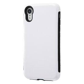 イングレム Ingrem iPhone XR 6.1インチモデル &  アンドカバー IN-P18AC1/W ホワイト