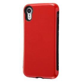 イングレム Ingrem iPhone XR 6.1インチモデル &  アンドカバー IN-P18AC1/R レッド