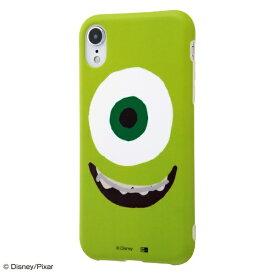 イングレム Ingrem iPhone XR 6.1インチモデル 『ディズニー・ピクサーキャラクター』/TPUソフトケース クローズアップ IN-DP18H/MI マイク